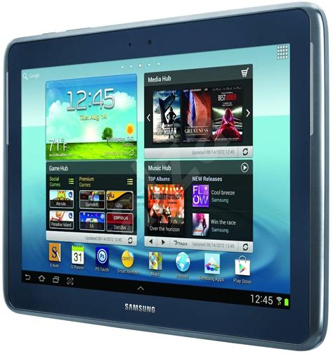Samsung Galaxy Note 10 1 Gt N8000 samsung galaxy note 10 1 3g pearl grey gt n8000 tablet