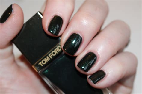 tom ford nail tom ford nail lacquer black jade swatch really ree