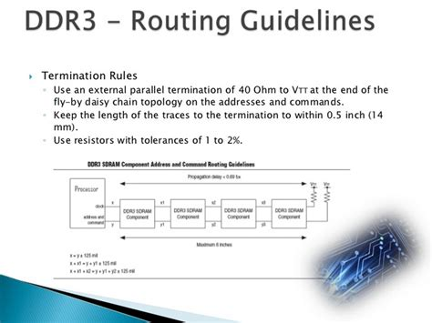 layout guidelines for ddr3 pcb designer ddr3 routing guidelines