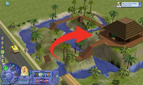 Sims House Ideas How To Go To A Hidden Lot In Sims 2 Bon Voyage 5 Steps