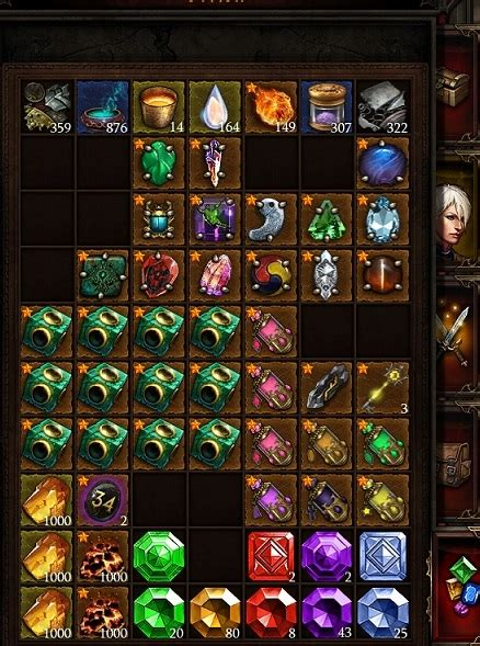 21 ptr datamined new item passives stash space greater increased material stack sizes in patch 2 2 0