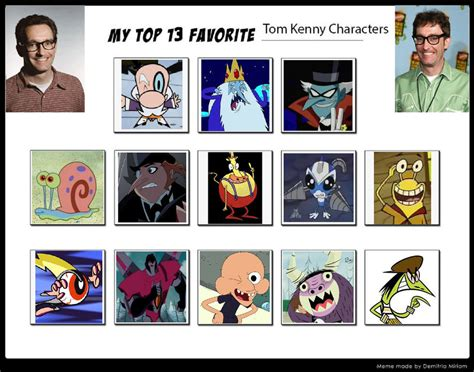 mumbo jumbo penguin modern 0241305810 my top 13 favorite tom kenny characters by sithviremaster27 on