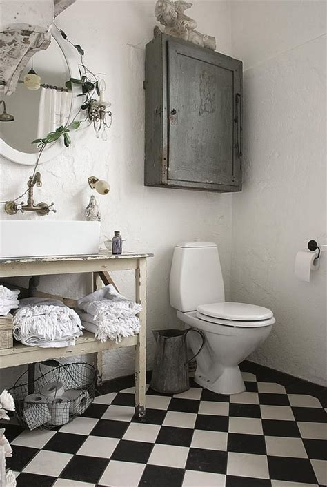 Shabby Chic Bathroom Decorating Ideas Picture Of Shabby Chic Bathroom Decor Ideas