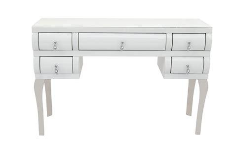 white high gloss dressing table high gloss white curved gloss mirrored dressing table