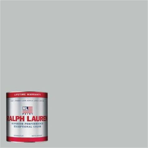 ralph 1 qt saltaire flat interior paint rl1135 04f the home depot