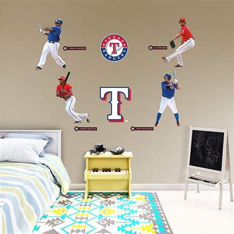 power ranger bedroom decor texas rangers power pack wall decal set shop fathead