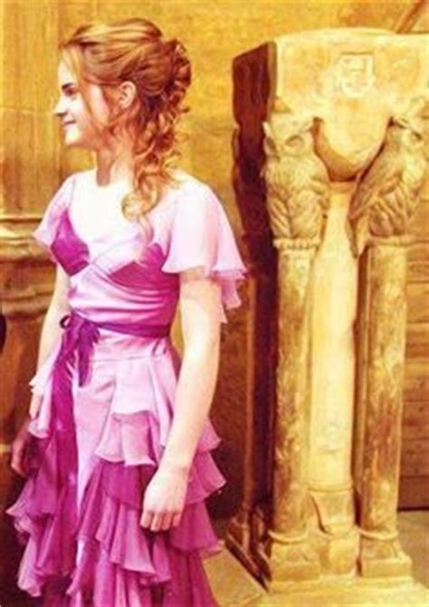 hermione yule ball hairstyle 1000 ideas about yule ball on pinterest slytherin