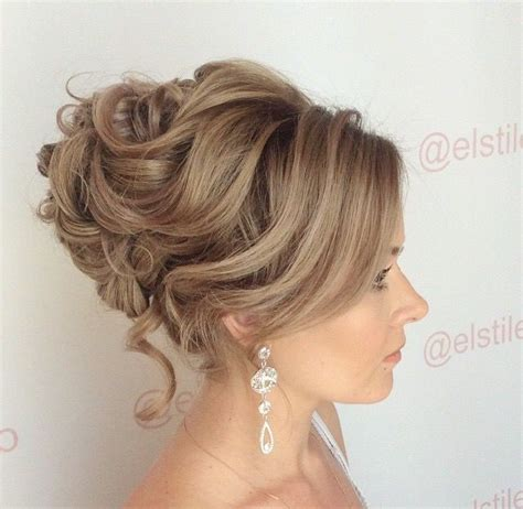 Wedding Hair Big Updos by Soft Updo Curls Wedding Updos Wedding