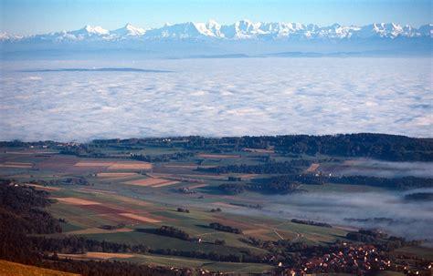 les alpes bernoises vues du chasseral jura suisse flickr
