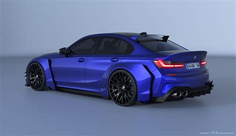 Bmw G20 2020 by 2020 Bmw 3 Series G20 Concept Tuning By Emrehusmen
