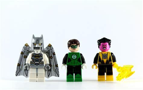 Lego Batman Green Lantern Sinestro 76025 review lego 76025 green lantern vs sinestro