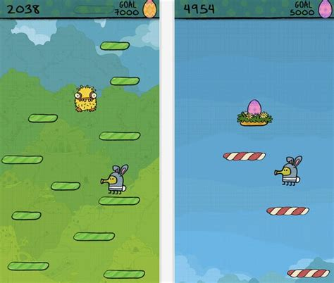 doodle jump easter eggs 2013 doodle jump easter special approda su app store iphone