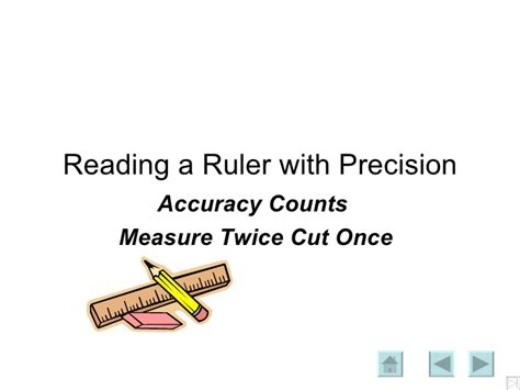 show tape measure reading powerpoint ruler powerpoint
