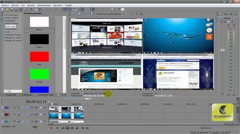 tutorial sony vegas pro 8 pdf tutorial sony vegas pro parte 9 youtube