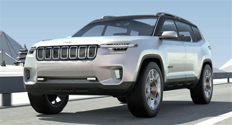 Jeep Concept Jeep Yuntu Concept Blends Rugged Styling With A High Tech