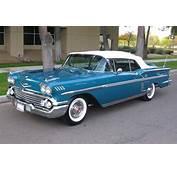 Image Gallery 1958 Chevrolet
