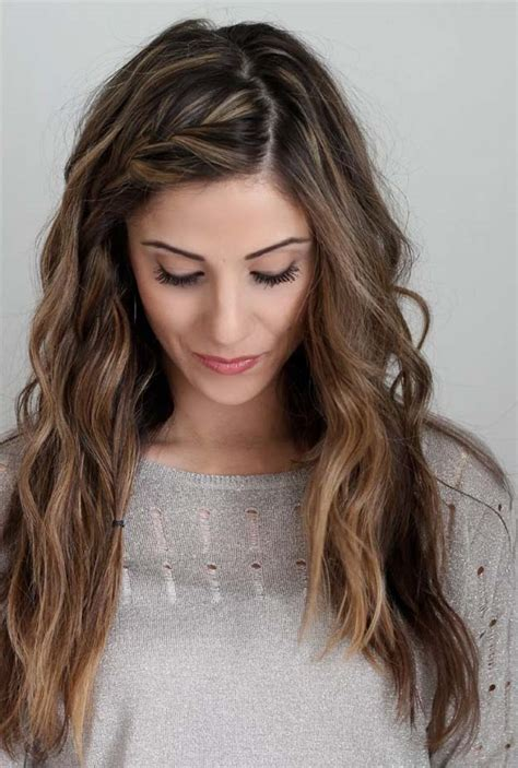 diy hairstyles for long hair youtube 10 diy hairstyles for long hair makeup tutorials