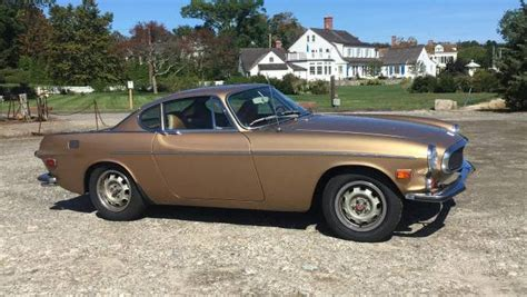 volvo pe  mile collector coupe  sale  southport ct