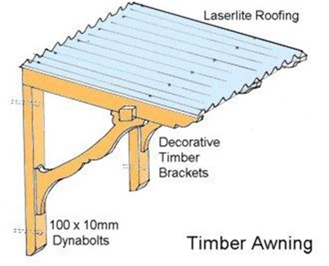 Awning Plans by Wood Window Awning Plans Door Awning