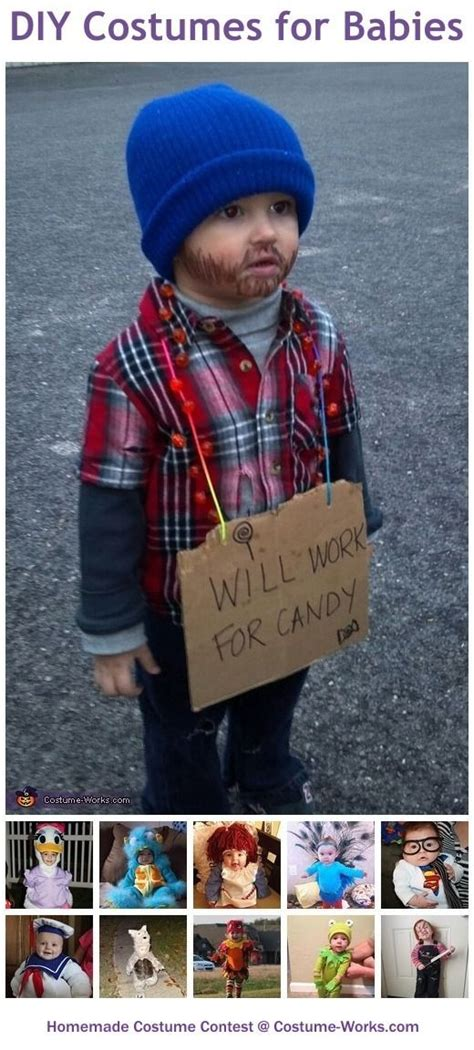 Homemade Halloween Costumes For Toddler Boy