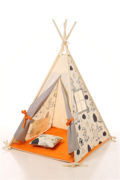 tende tipi tipi enfants jouer dentelle wigwam tente tipi pour enfants