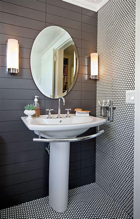 round bathroom tiles 17 best ideas about penny round tiles on pinterest bathroom herringbone tile and