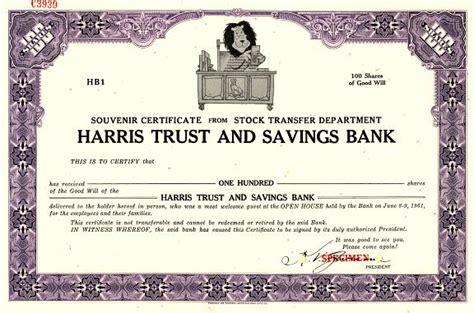 harris trust bank harris trust and savings bank illinois