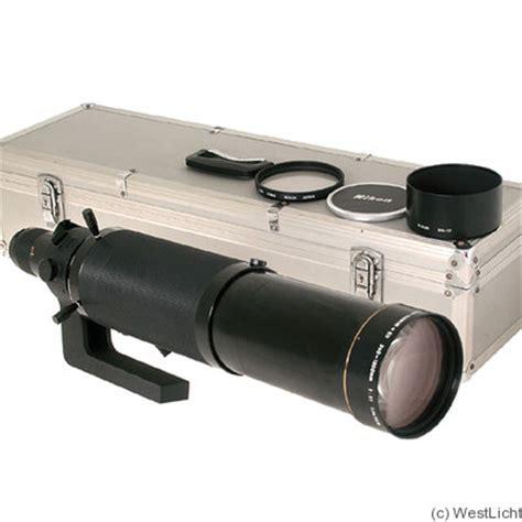 nikon: 360 1200mm f11 zoom nikkor*ed (ais) lens price