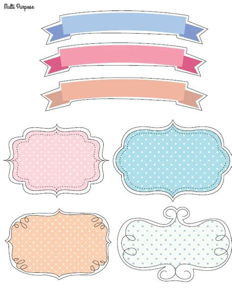 free doodle labels free printable doodle tags and labels free printable