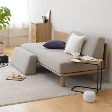 muji couch 26 serene japanese living room d 233 cor ideas digsdigs