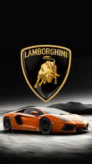 Logo Of Lamborghini Cars Lamborghini Car And Logo Iphone 5 Wallpaper 640x1136