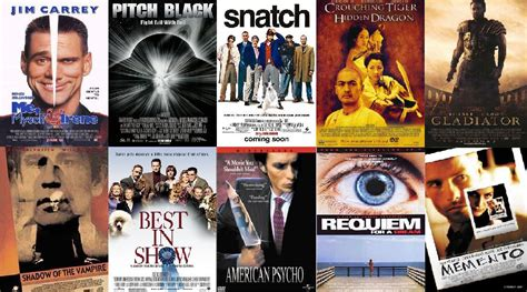 film at it s best top 10 movies 2000 it s a trick get an axe