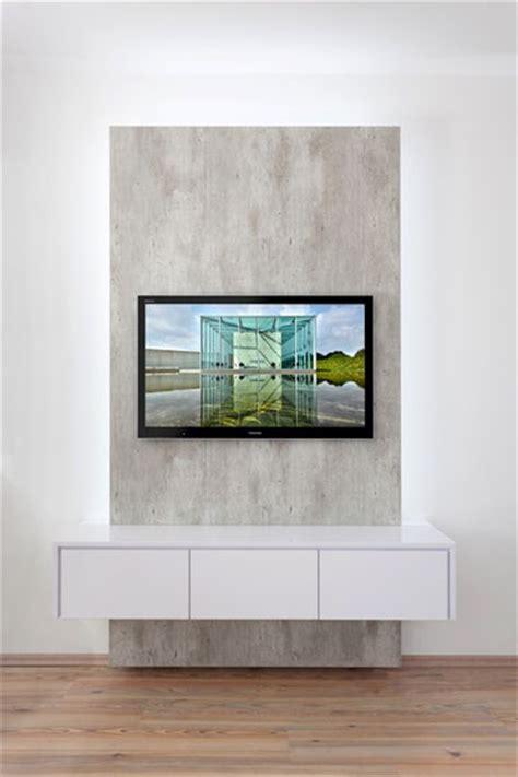 Fernseher An Die Wand by Fernsehw 228 Nde Sideboards Tv M 246 Bel Tv Wall Die Tv Wand
