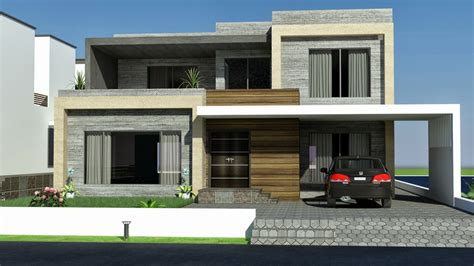 modern house elevations front elevation modern house front single story rear 2 stories atrium and front yard
