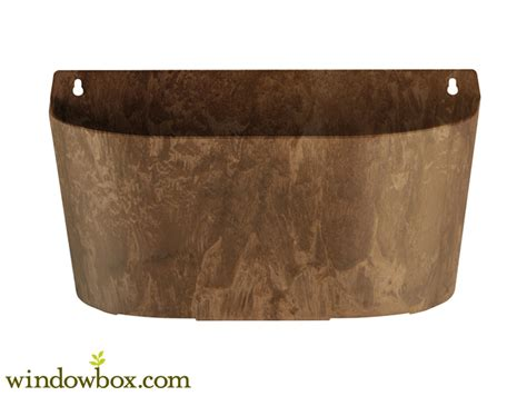 Wall Planter Boxes by 15 5in Naples Wall Planter 3 1 Jpg