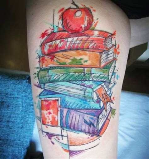tattoo design books online 40 amazing book tattoos for literary tattooblend