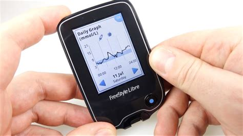 living   freestyle libre nfc  prick diabetic blood