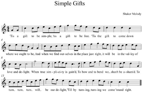 simple gift copland activity page shreveport symphony orchestra