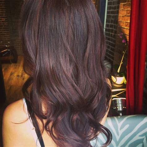 mahoganey hair with highlights 1000 ideas about mahogany highlights on pinterest soft