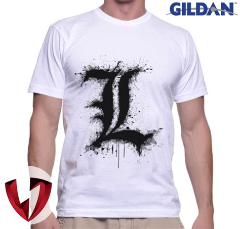 Kaos Distro Gildan Apple Logo 1 jual kaos keren anime series note ryuzaki logo b original gildan vectro distro