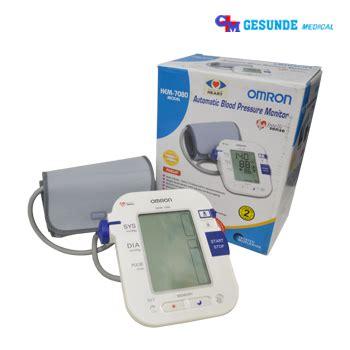 Tensimeter Digital Lengan tensimeter digital omron hem 7080 tipe lengan toko medis jual alat kesehatan