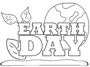 earth day coloring pages preschool earth day printables worksheets for all download and