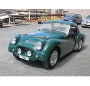 1954 Triumph TR2 Long Door – Collectable Classic Cars