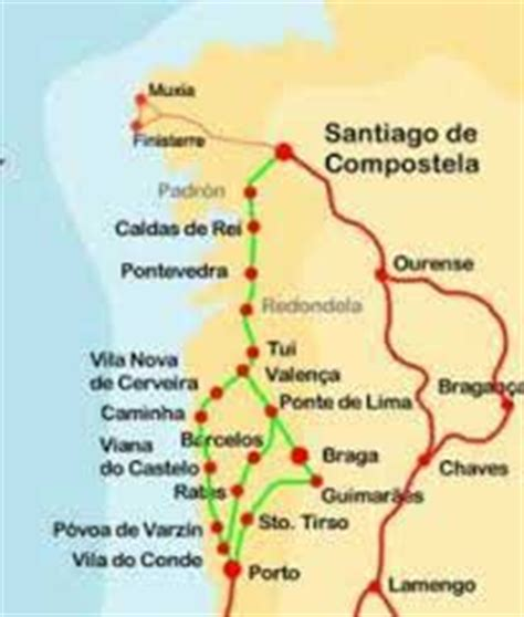 camino portuguã s lisbon porto santiago central and coastal routes books why to choose the camino portugues camino travel center