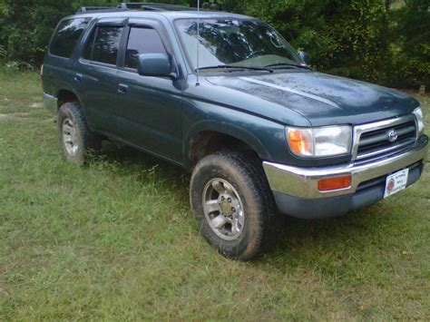 Toyota 4runner Blacked Out Black Out Headlights And Tails Toyota 4runner Forum