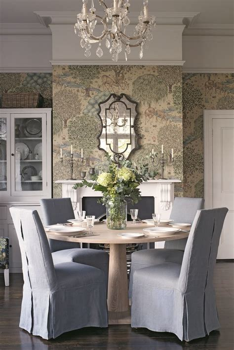 dining room wallpaper ideas 35 best dining room wallpaper ideas images on