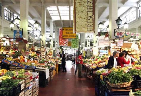 Rome Gem Testaccio Market by Food Markets In Rome Romeing