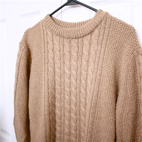 cable knit tunic sweater cable knit sweater tunic on storenvy