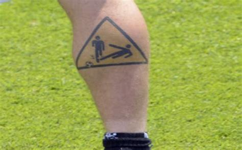 de rossi tattoo from raul meireles to daniele de the best and