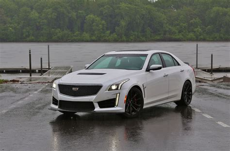 Cadillac Cts Sedan Review by Cts V Sedan New Car Release Information